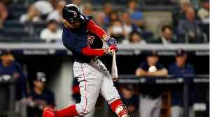 Red Sox Clinch AL East At Yankee Stadium [Video]