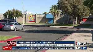 Efforts to prevent gun violence in Vegas [Video]