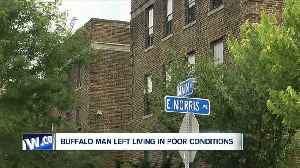 Tenant: Landlord won't tend to poor apartment conditions [Video]