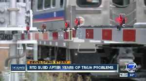 Denver Transit Partners, operator of troubled A-Line train, sues RTD for additional payment [Video]