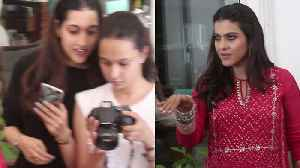 Kajol gets angry on media during Helicopter Eela promotion; Watch Video | FilmiBeat [Video]