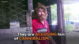 Castaway Sued for Cannibalism [Video]