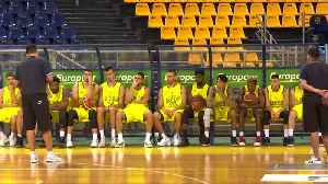 An African migrant's journey to a Greek basketball court [Video]