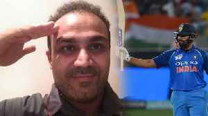 India vs Bangladesh Asia Cup 2018 : Virender Sehwag salutes Rohit Sharma & Co.| वनइंडि&# [Video]