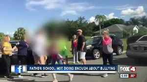 Fights at bus stop concern students, parents [Video]
