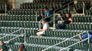 Oakland A's Swing for the Playoffs But Where Are the Fans? [Video]