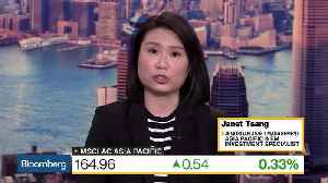 'Very Positive' on Asia, Emerging Markets, JPMorgan Asset's Tsang Says [Video]