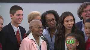 Two 17-Year-Old Students Sworn Into Philadelphia's Board Of Education [Video]