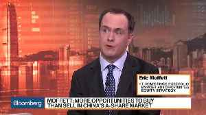 More Opportunities to Buy in China's A-Share Market, Says T.Rowe Price's Moffett [Video]