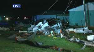 Severe Storms, Flooding Cause Damage In S. Minn. [Video]