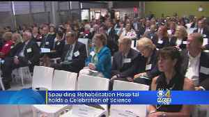 Spaulding Rehab Hospital Launches New Research Initiative [Video]