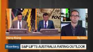 S&P Raises Australia AAA Credit Rating Outlook to 'Stable' [Video]