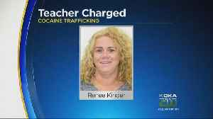 Former Ringgold Elementary School Teacher Pleads Guilty To Drug Charge [Video]