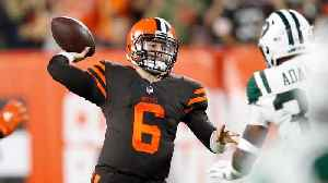 Baker Mayfield Takes Over at QB, Leads Browns to First Win in 635 Days [Video]
