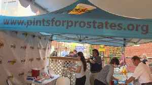 'Pints For Prostates' Encourages Testing At Great American Beer Fest [Video]