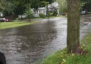 Flash Flooding Hits Twin Cities in Minnesota [Video]