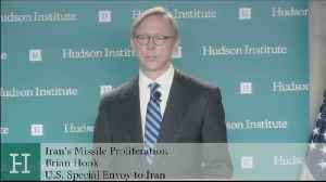 Why Special Envoy Brian Hook Thinks The Obama Iran Missile Deal Failed [Video]