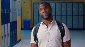 Kevin Hart Needs Help At the Blackboard [Video]