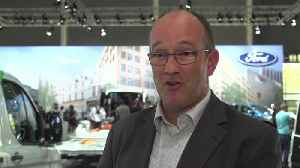 IAA 2018 - Interview Marc Harvey, Director Commercial Mobility Vehicle Solutions Europe [Video]