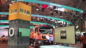 RIO at the 67th IAA Commercial Vehicles [Video]