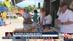 Second food pantry opens in Lee County [Video]