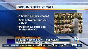 Ground beef recalled expanded [Video]