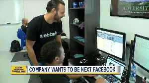 St. Pete tech firm wants to be the next Facebook [Video]