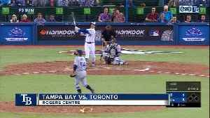 Justin Smoak lifts Toronto Blue Jays past Tampa Bay Rays with walk-off home run [Video]