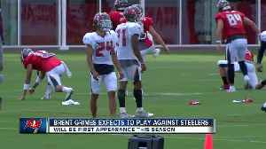 Tampa Bay Buccaneers ready to showcase potent offense against Pittsburgh Steelers [Video]