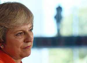 Theresa May Gives Brexit Update [Video]