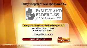 Family and Elder Law - 9/21/18 [Video]
