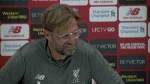 Klopp considers playing two strikers [Video]