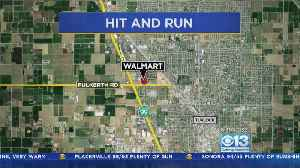 Turlock Man Accused Of Intentionally Hitting Woman With Car In Walmart Parking Lot [Video]