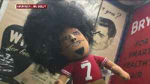 Barbershop Owner Apologizes for Hanging Kaepernick Doll from Noose [Video]
