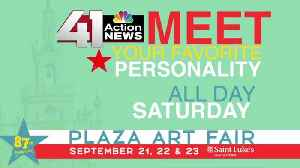 87th annual Plaza Art Fair set for this weekend [Video]