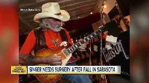 'Ramblin' Man' singer Dickey Betts in critical condition after falling while playing with family dog [Video]