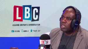 David Lammy's Brutal Take On Theresa May's Brexit Statement [Video]