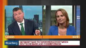 Germany Said to Favor Deutsche Bank Merger With Commerzbank [Video]
