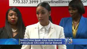Woman Attacked At Ex-Eagle LeSean McCoy's Home Speaks Out, Announces $40,000 Reward [Video]
