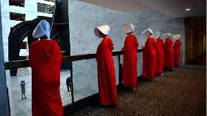 'Handmaid's Tale' Halloween Costume Pulled After Backlash [Video]