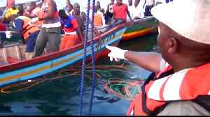 Tanzania: Death toll increases in Lake Victoria ferry disaster [Video]