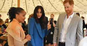 Meghan Markle's Mom Doria Had the Ultimate Proud Mom Moment at the Palace: I'm 'Head Over Heels' [Video]