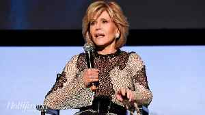 Jane Fonda Weighs in on #MeToo Movement, Discusses Whether Accused Should Come Back   THR News [Video]