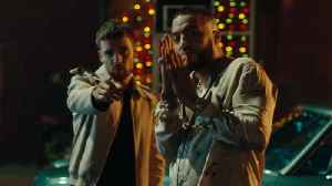 Liam Payne & French Montana Link Up for 'First Time' Music Video | Billboard News [Video]