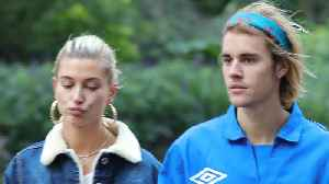 Justin Bieber & Hailey Baldwin Sign Prenup After Intense Family Pressure [Video]