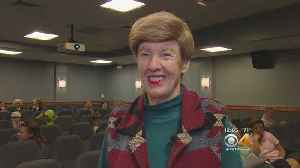 First Woman To Become A Commercial Airline Captain Shares Inspiring Story With Students [Video]
