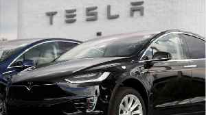 Another Executive May Be Out At Tesla [Video]