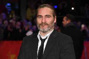 News video: Joaquin Phoenix's Joker Revealed in Full Makeup for First Time