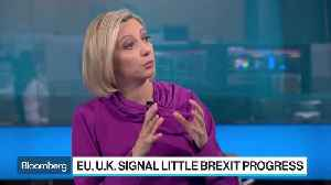 UBS's Kontopoulos Expects Entire Brexit 'Play' to Play Out [Video]