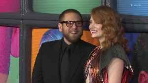 Emma Stone and Jonah Hill at the New York City 'Maniac' Premiere [Video]